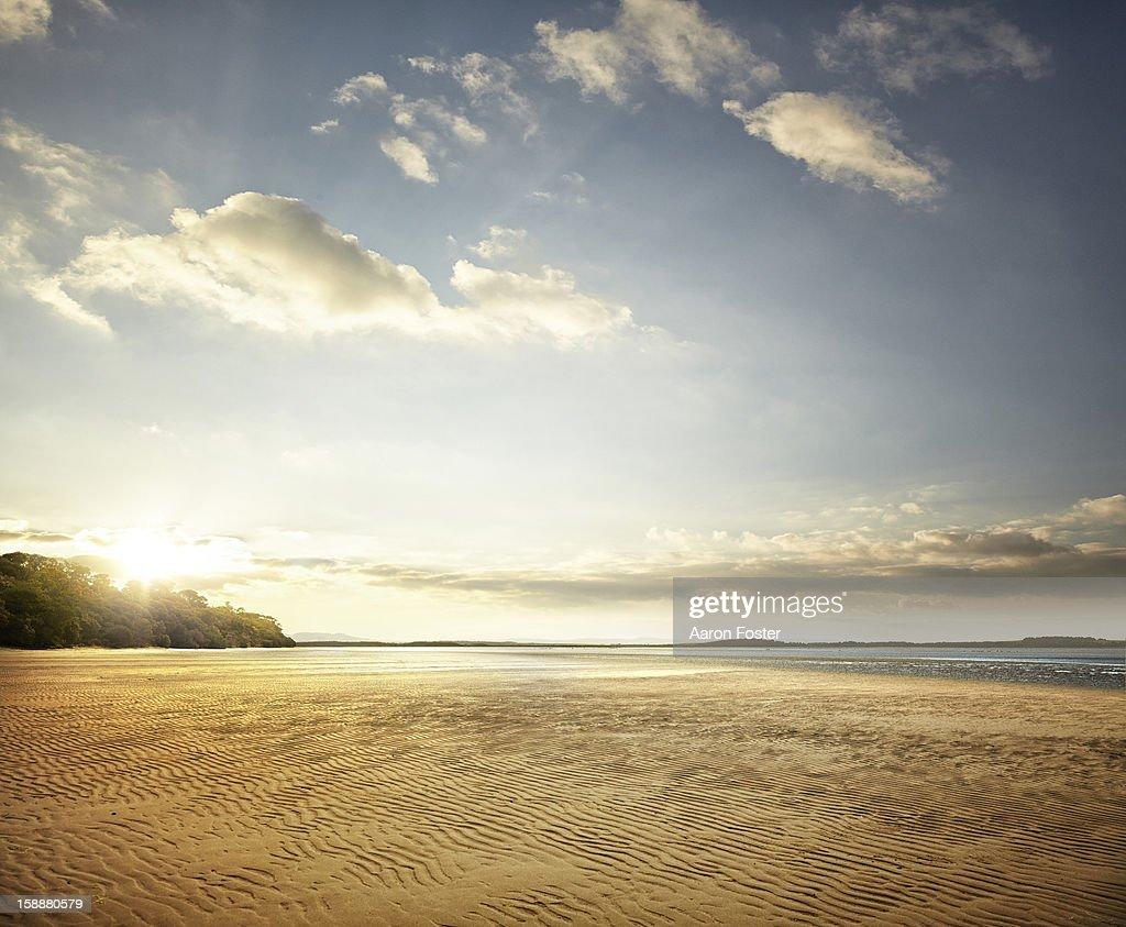 Ocean Inlet : Stock-Foto