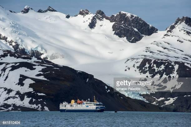 Ocean Nova cruise, King Haakon Bay