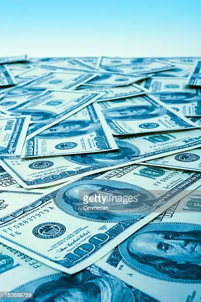 Ocean of dollars