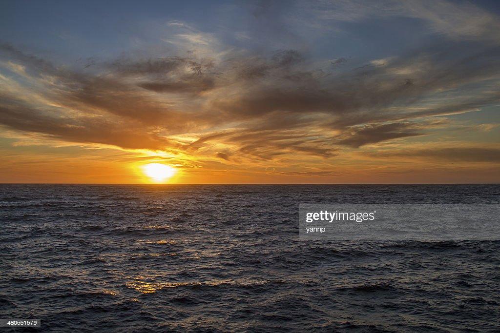 Ocean pacific : Stock Photo