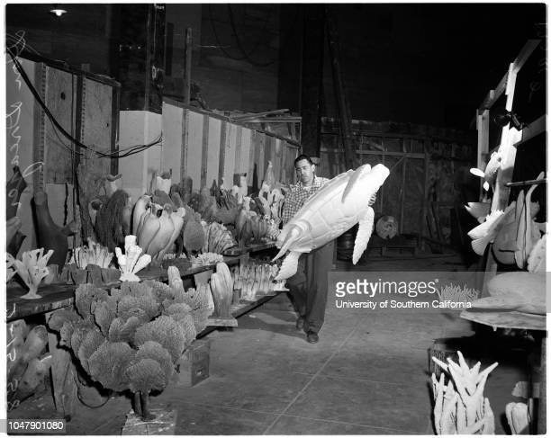 Ocean Park Amusement Center, 15 February 1958. Don Dreager ;Irvin Freige ;George Freige;William H. Jaynes -- 43 years ;Ben A O'dorisio -- 39...
