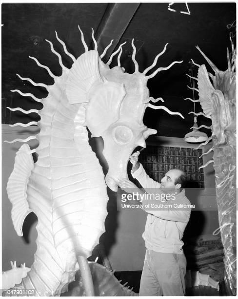 Ocean Park Amusement Center, 15 February 1958. Don Dreager ;Irvin Freige ;George Freige;William H. Jaynes -- 43 years ;Ben A O'dorisio -- 39...