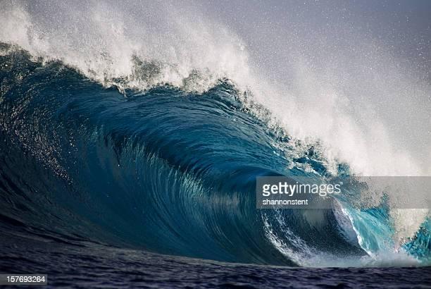 海の電力 - 津波 ストックフォトと画像