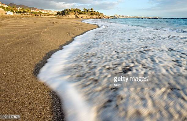 Océan plage, Tenerife, Espagne