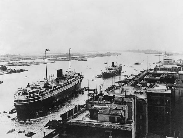 Port At The Suez Canal Pictures Getty Images - Can you take a steamer on a cruise ship