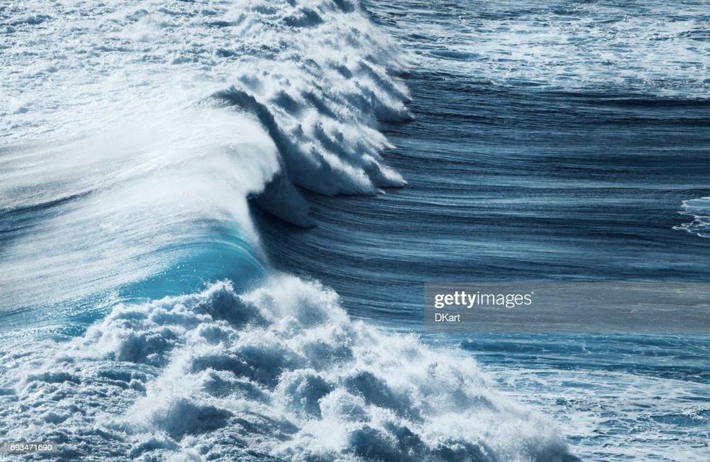 海のストーム : ストックフォト