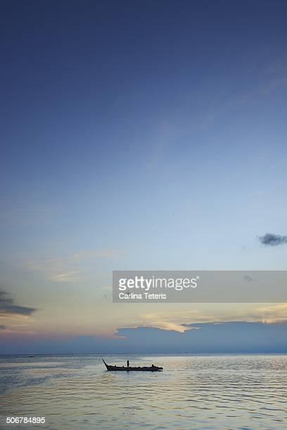 ocean sunset - ilha de mabul imagens e fotografias de stock