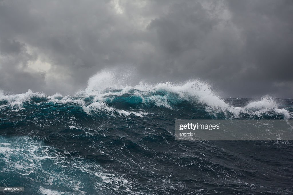 Image result for storm at sea, royalty free