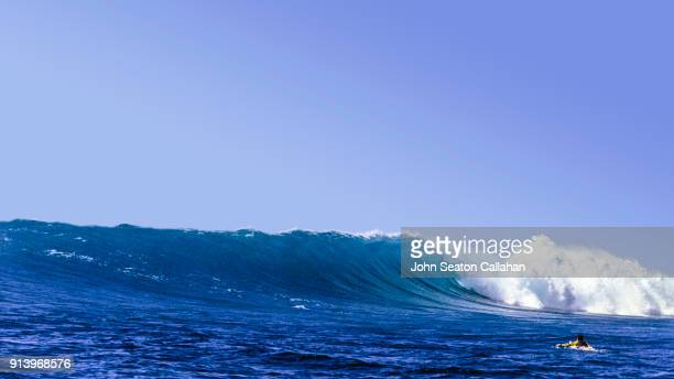 Ocean Wave in the Mentawai Islands