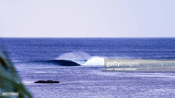 Ocean Wave on Catanduanes Island