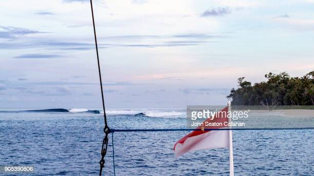 Ocean Waves in the Mentawai Islands