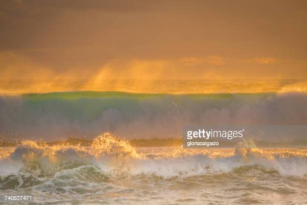 Ocean waves, Margaret River, Western Australia, Australia