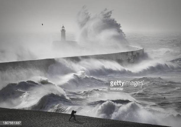 ocean winds - awe stock pictures, royalty-free photos & images