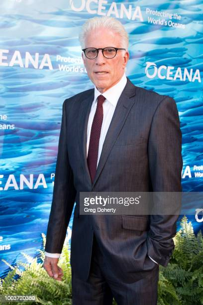 Oceana Board Member and Actor Ted Danson attends the 11th Annual SeaChange Summer Party on July 21, 2018 in Laguna Beach, California.