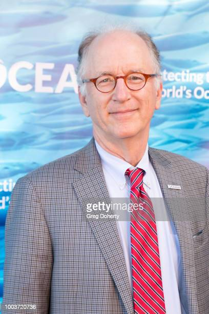 Oceana CEO Andy Sharpless attends the 11th Annual SeaChange Summer Party on July 21, 2018 in Laguna Beach, California.