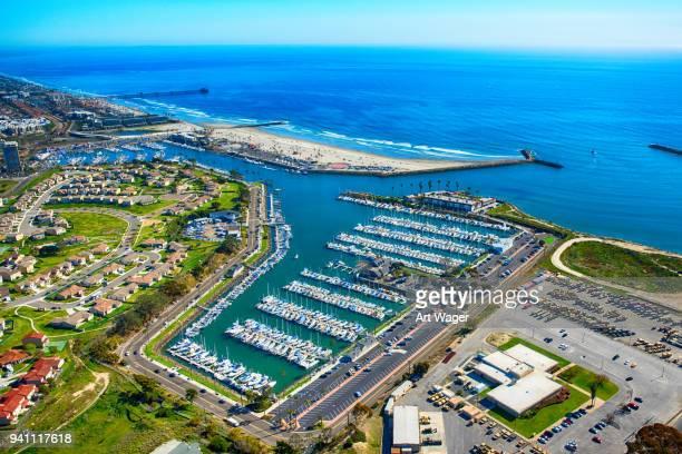 Oceanside California Aerial