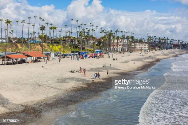 Oceanside State Beach Condominiums in California
