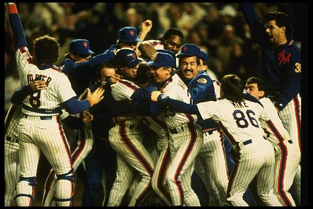 1986 World Series Mets