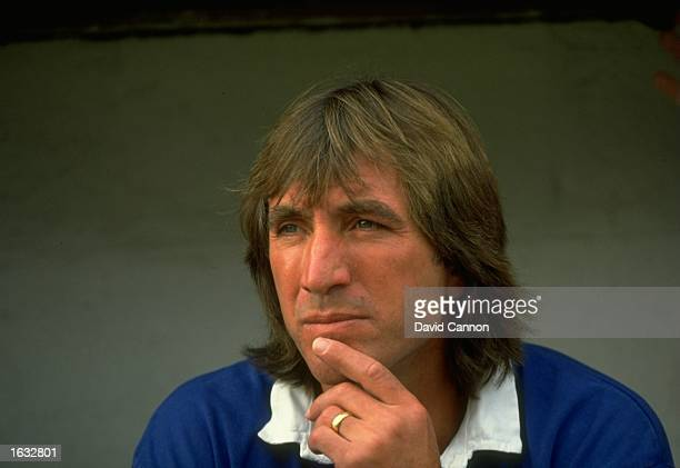 Portrait of West Ham United Manager Billy Bonds during a Barclays League Division One match against Bristol City at Ashton Gate in Bristol England...