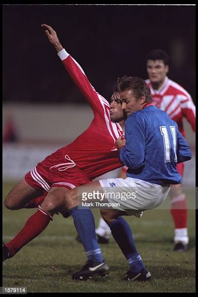 Ertugrul Saglam of Turkey in action during the European Championships qualifier against Iceland the game ended in a goaless draw