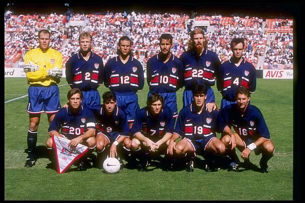 Talisman & Co. | 1995 USA Away Jersey by Nike | USMNT