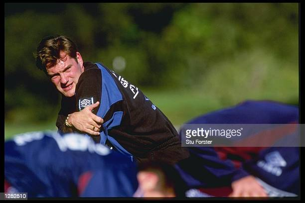 962 England Manager Glenn Hoddle Photos And Premium High Res Pictures Getty Images