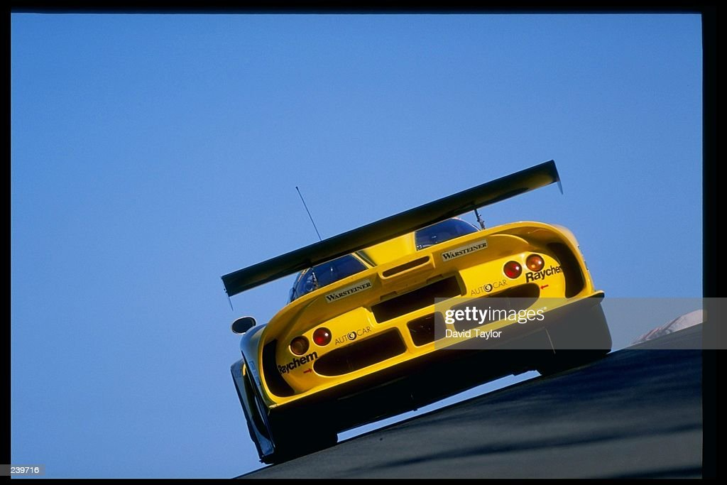 Visa FIA GT : News Photo
