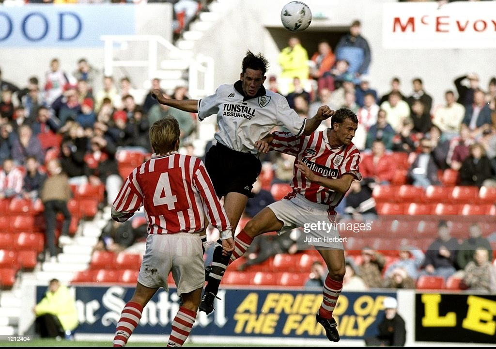 Lee Mills of Stoke City : News Photo