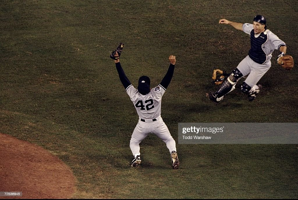 1998 World Series : News Photo