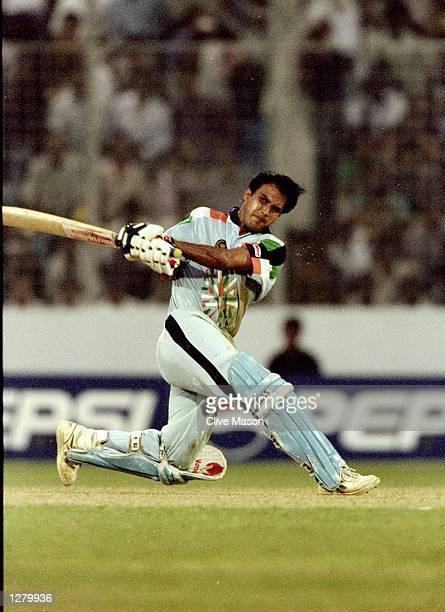 Robin Singh of India in action during the Wills International Cup at the Bangabandhu National Stadium in Dhaka Bangladesh Mandatory Credit Clive...