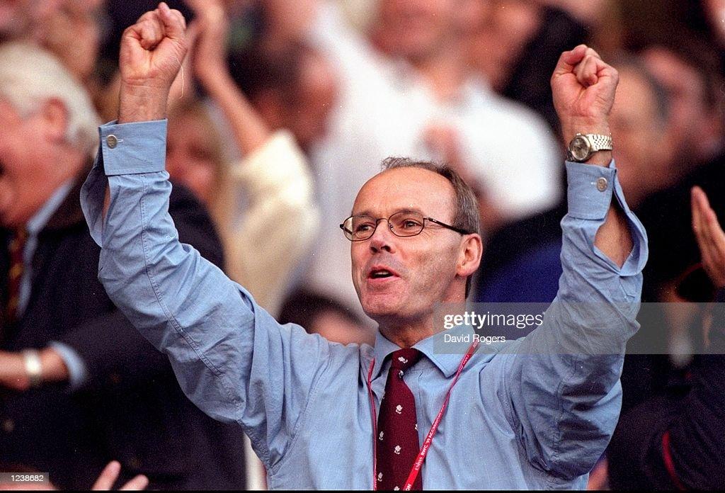 Clive Woodward : Nyhetsfoto