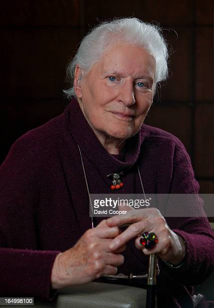 Oct 20 2009 Feature photo of Diana Athill 92yearold UK publishing legend here to kick off the International Festival of Authors with an onstage...