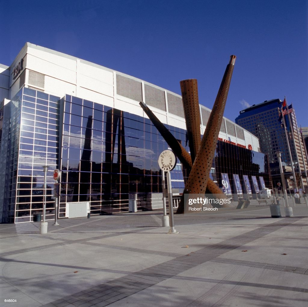 Air Canada Centre Exterior View : News Photo