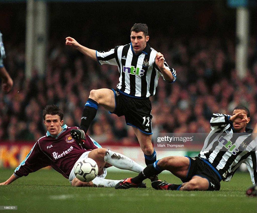 West Ham v Newcastle : News Photo