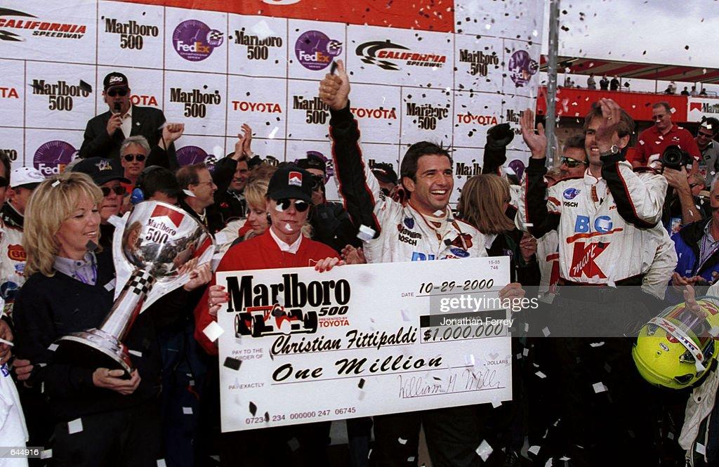 Marlboro 500 Fittipaldi : Fotografía de noticias