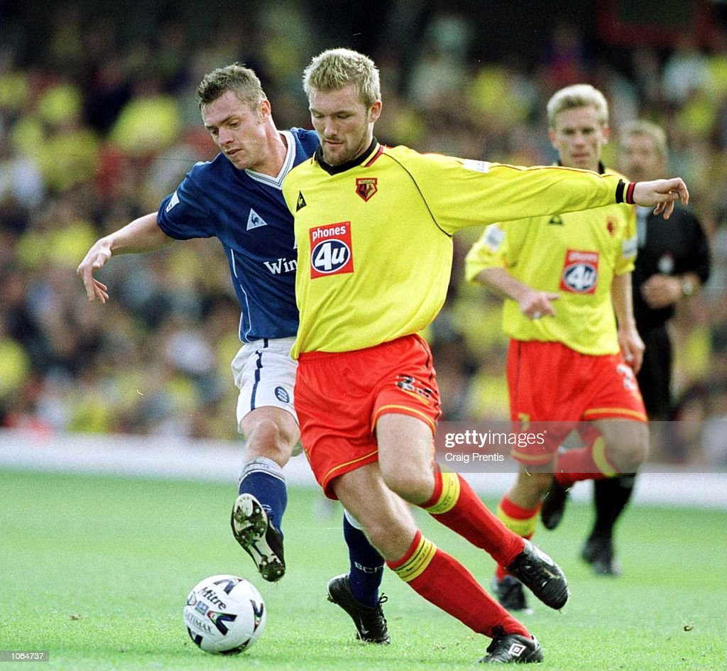 Watford v Birmingham : News Photo