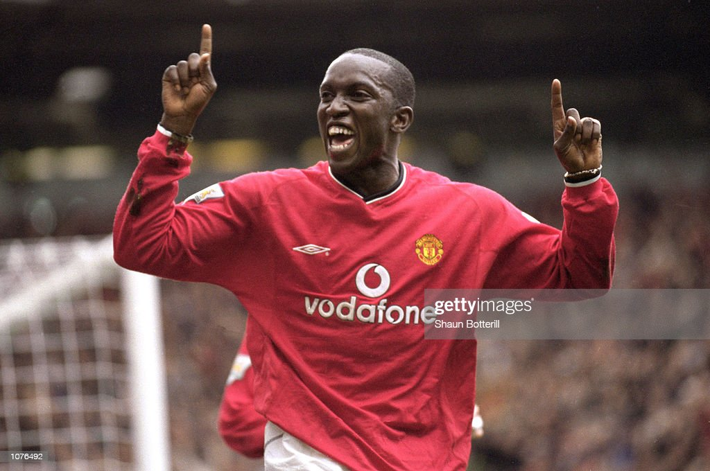 Dwight Yorke : News Photo