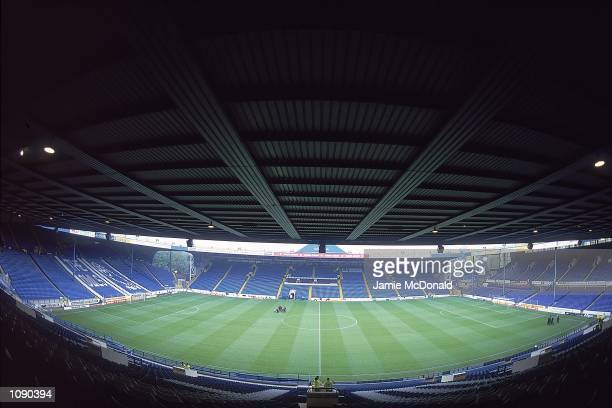 General view of Hillsborough home of Sheffield Wednesday before the Nationwide League Division One match between Sheffield Wednesday and Birmingham...