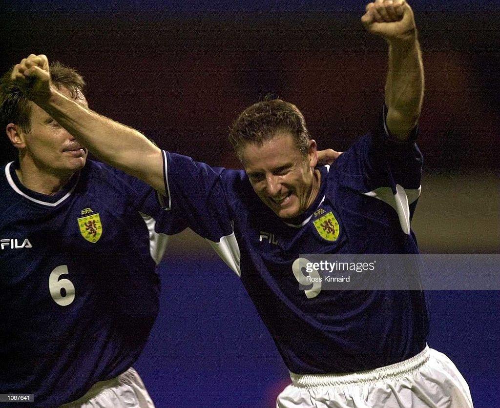 Croatia v Scotland x : News Photo