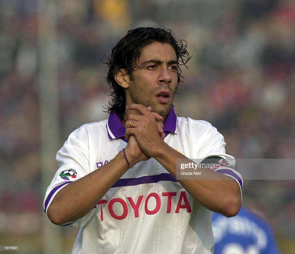 Brescia v Fiorentina X : ニュース写真