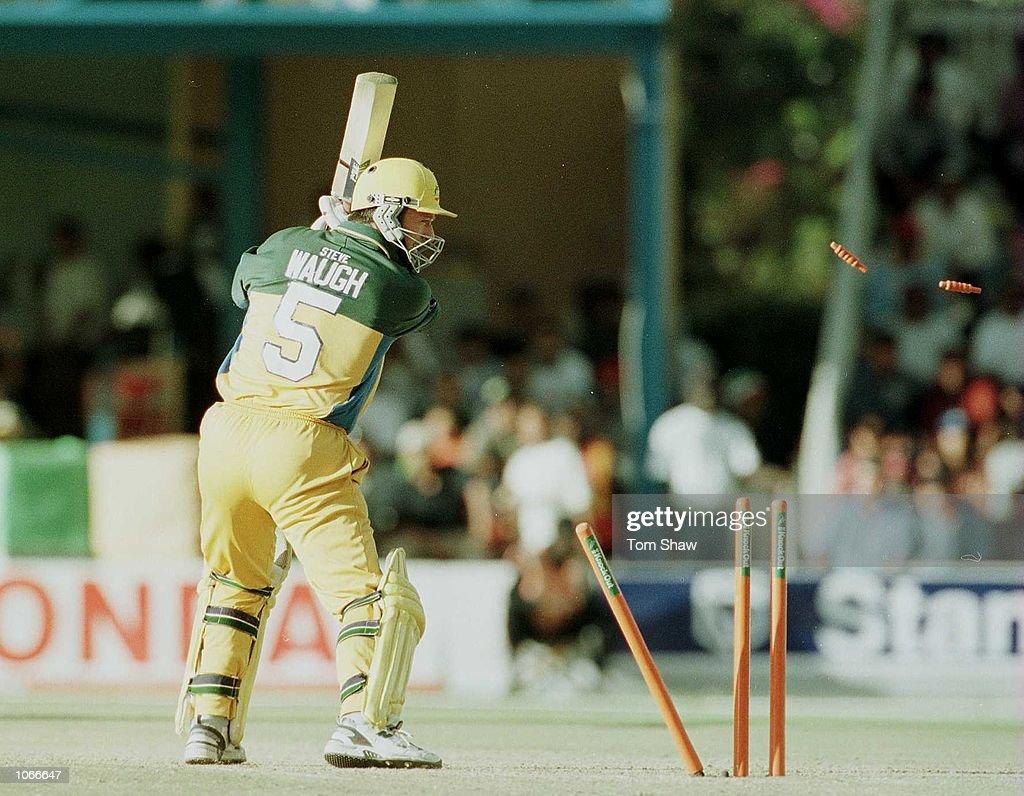 Australia v India : News Photo