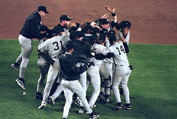 View of Yankees