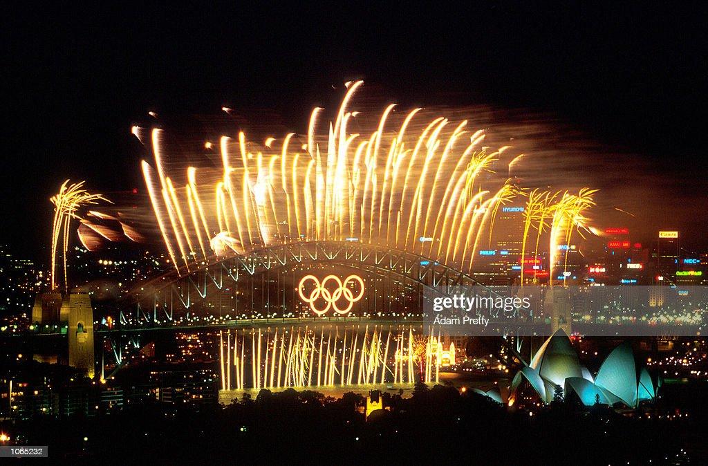 Oly Closing Ceremony.jpg : News Photo