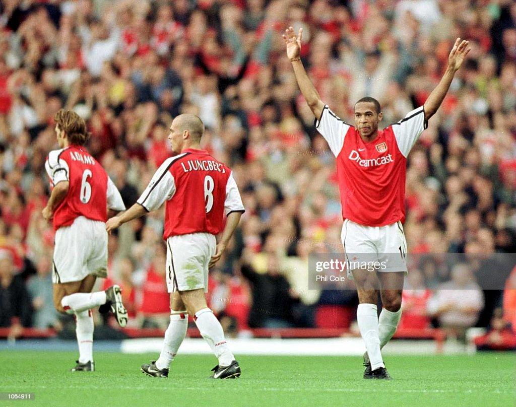 Arsenal v Man Utd : News Photo