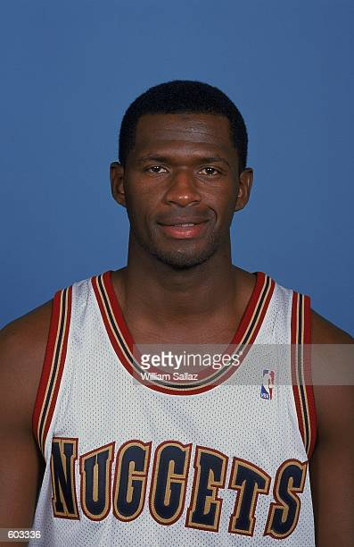 Antonio McDyess of the Denver Nuggets poses for a studio portrait on Media Day in Milwaukee Wisconsin NOTE TO USER It is expressly understood that...