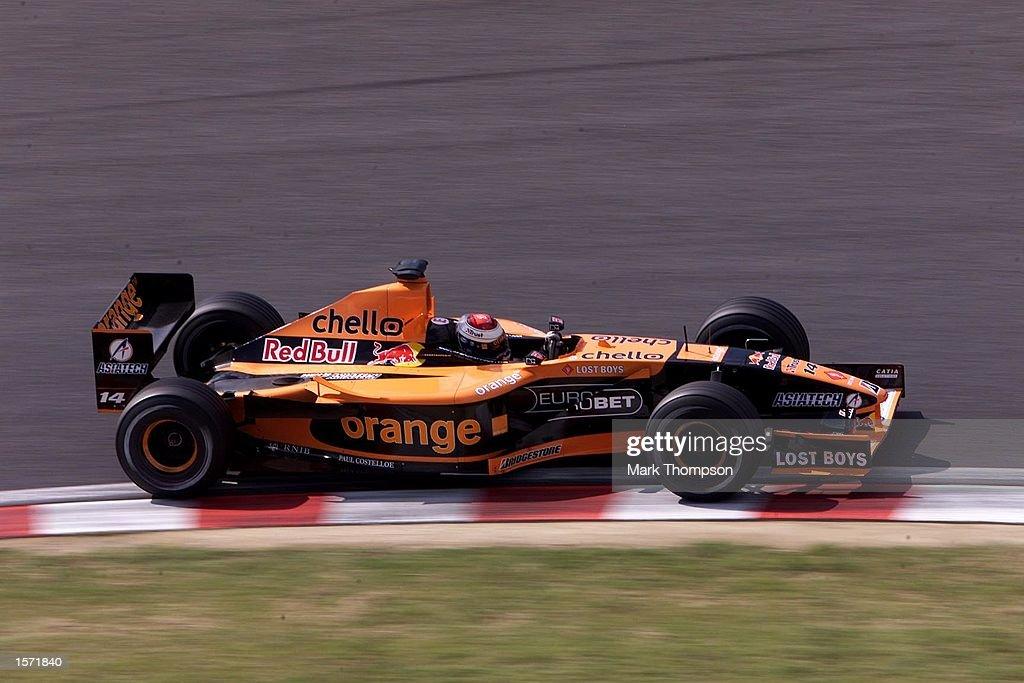 Japanese Formula One GP X : News Photo