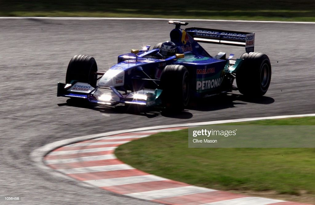 Japanese Formula One GP X : News Photo