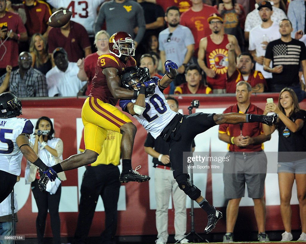 NCAA FOOTBALL: OCT 08 Washington at USC Pictures | Getty Images