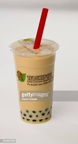 Oct 27 2010 Bubble Tea from Tea Shop 168 for Dish on Friday Nov 5th