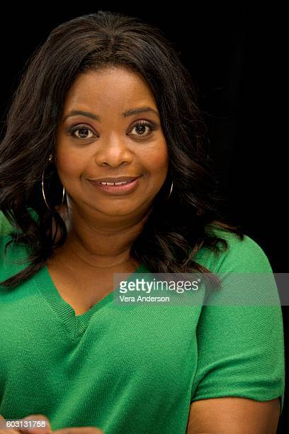 Octavia Spencer at the 'Hidden Figures' Press Conference at the Ritz Carlton Hotel on September 10 2016 in Toronto Canada